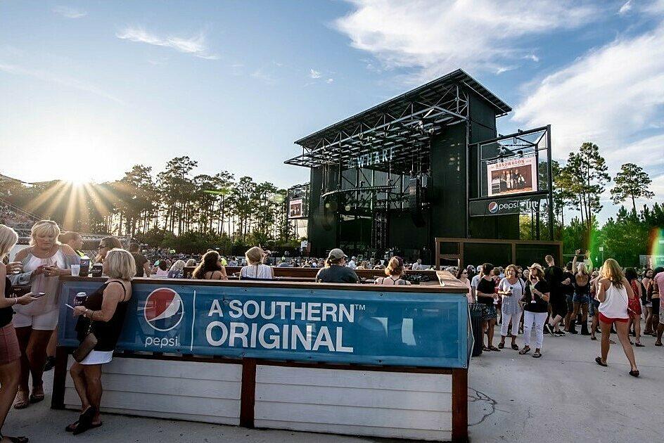 The Wharf Orange Beach Amphitheater Sponsorship Opportunities