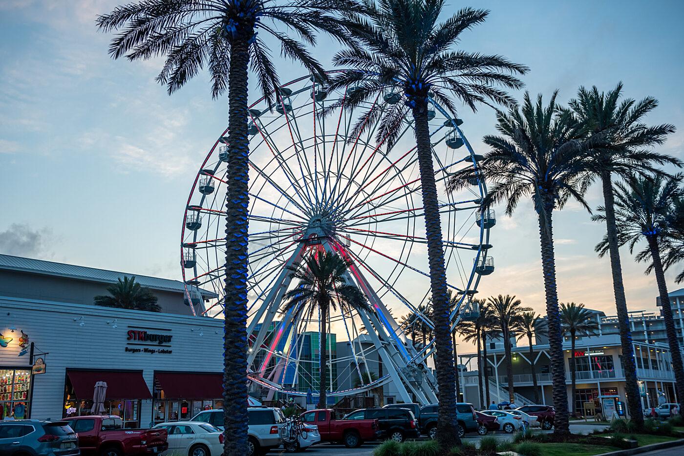 The Wharf Orange Beach Ferris Wheel Entertainment Attractions