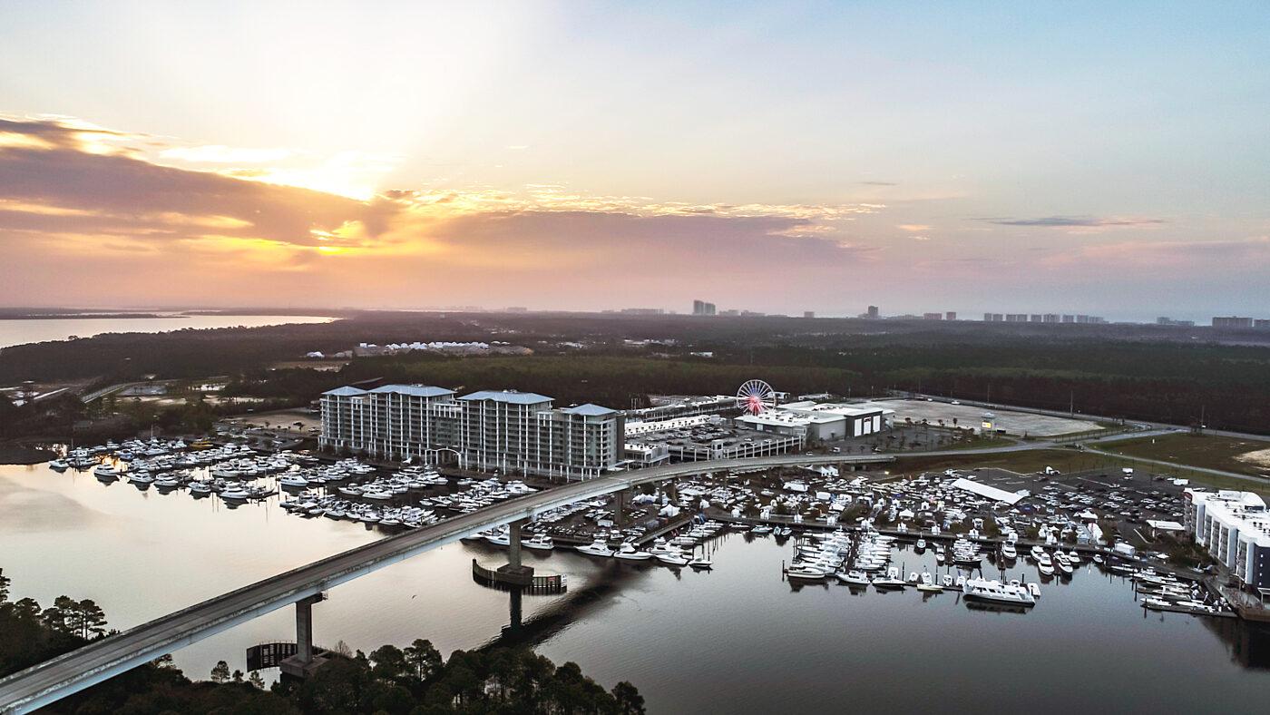 The Wharf Orange Beach Outparcel Leasing Information