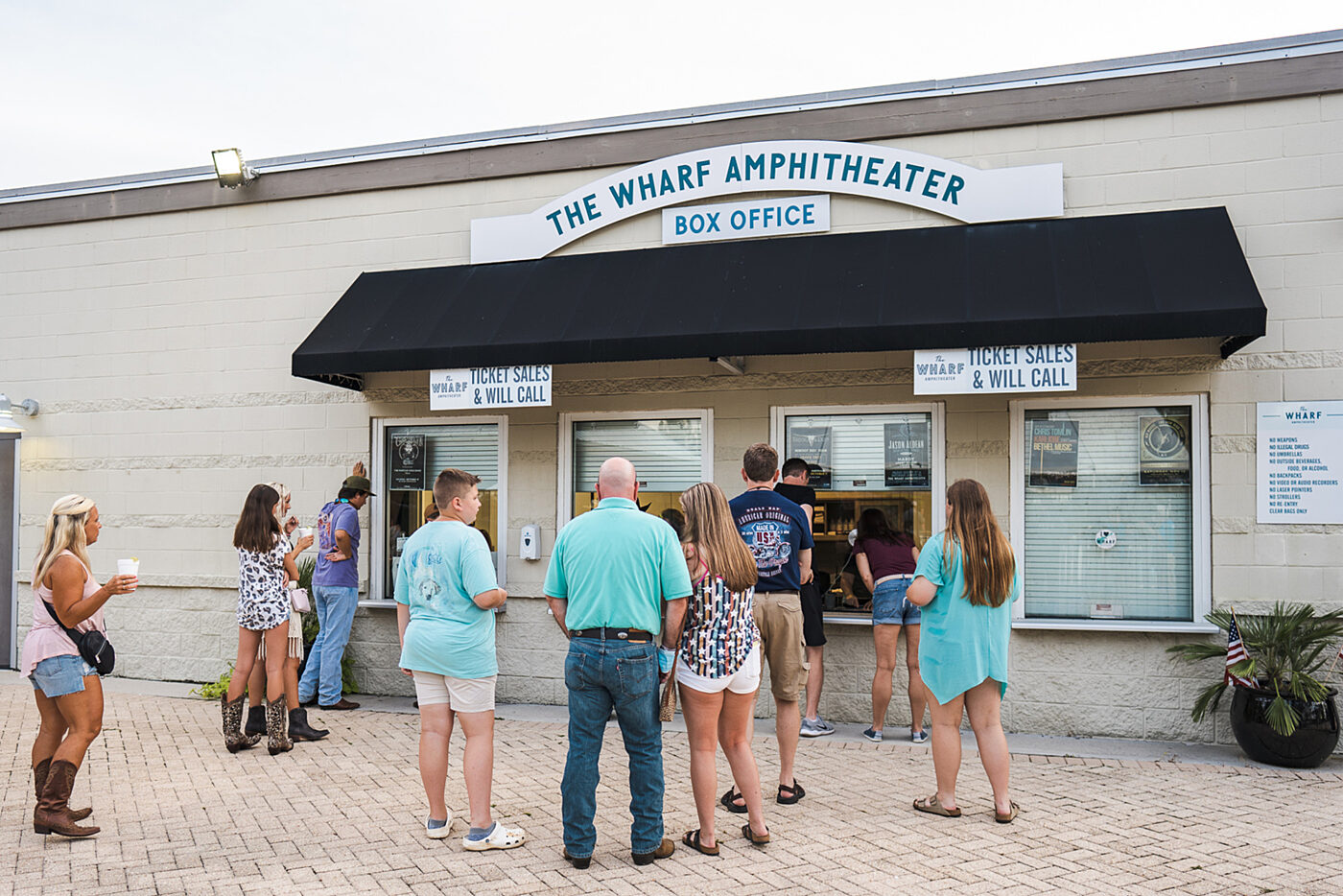The Wharf Orange Beach Amphitheater Box Office