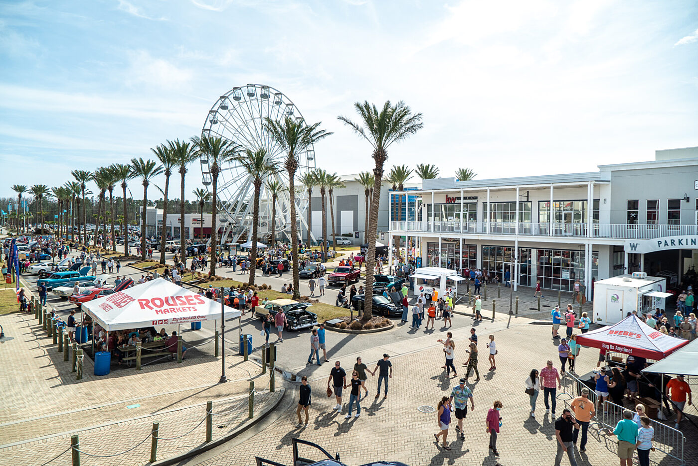 The Wharf Orange Beach Sponsorship Opportunities