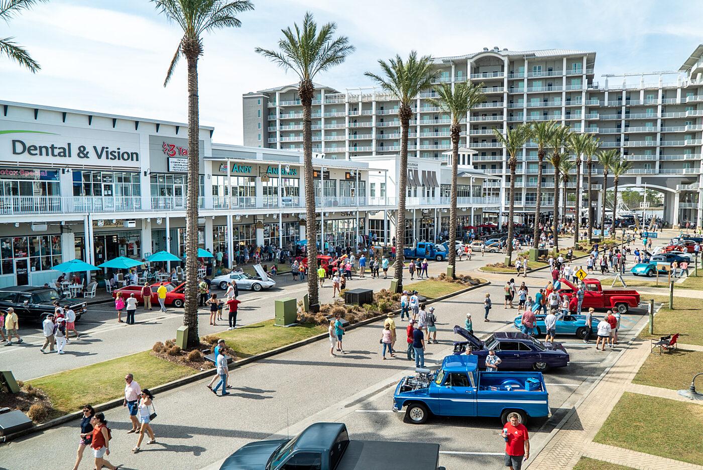 The Wharf Orange Beach Groups Book Your Event