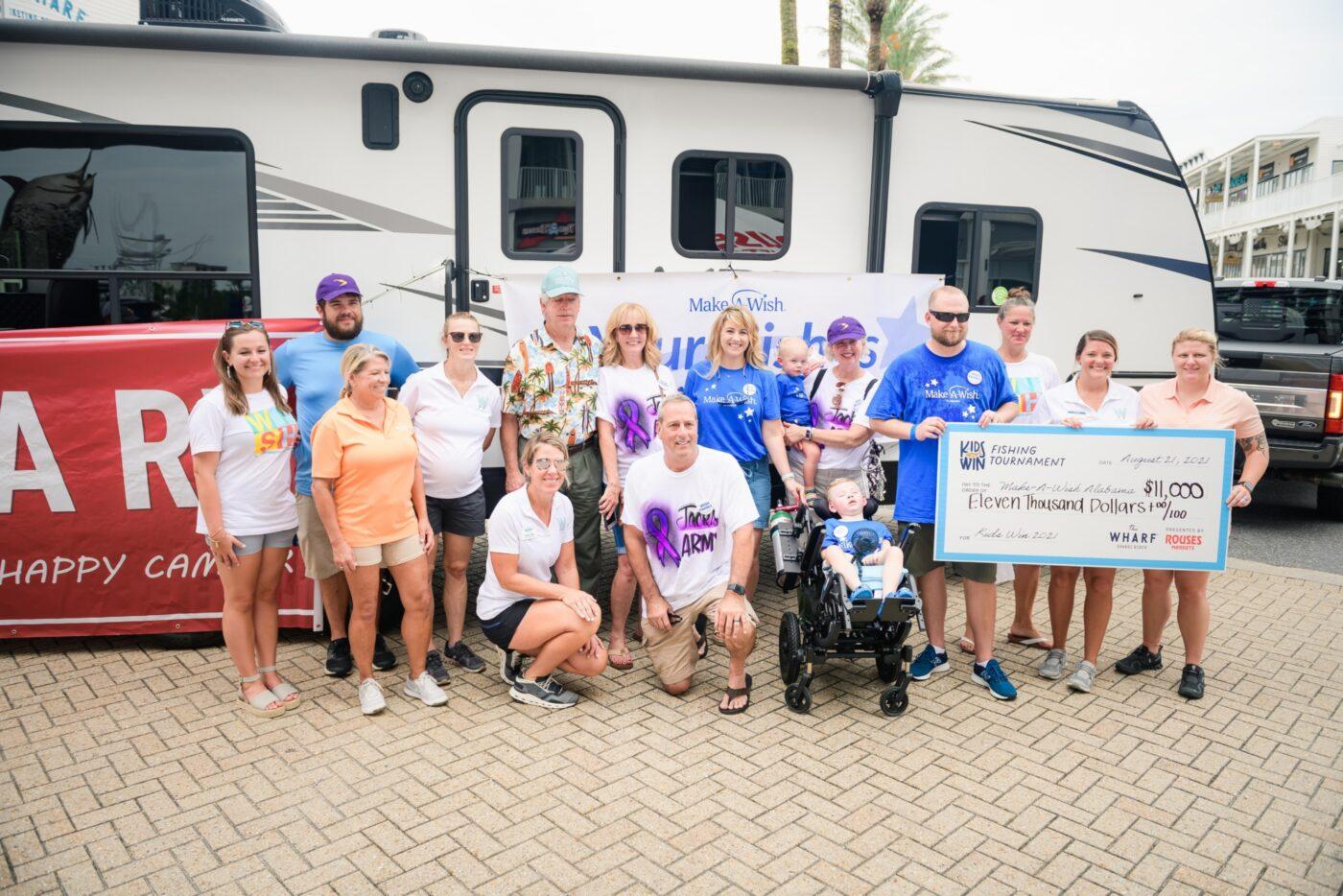 The Wharf Orange Beach Anchor Campaign Donation Request