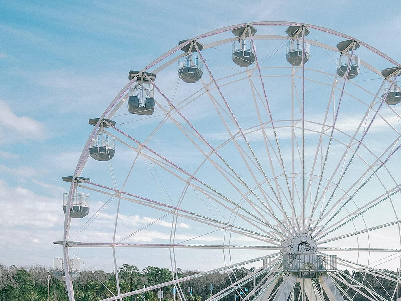The Wharf Orange Beach Wheelchair Rental Ferris Wheel