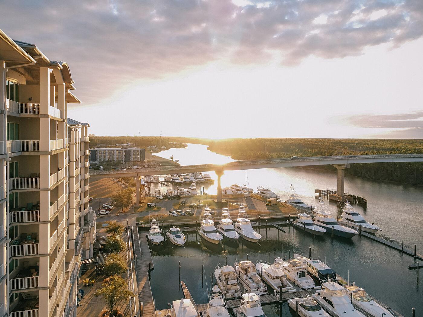 The Wharf Orange Beach Marina Amenities Rates Dock Fuel Gas