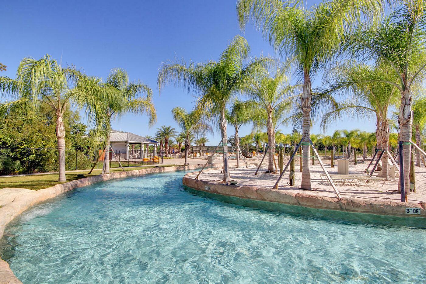 The Wharf Orange Beach Condos The Oasis Pool