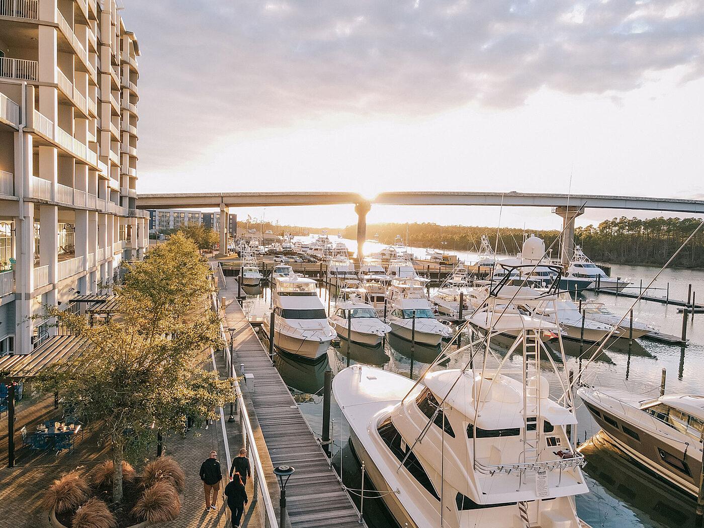 Wharf Condo Rentals
